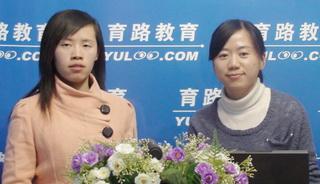 新动力四六级讲师杨俊丽做客育路网访谈