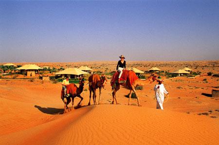 迪拜沙漠游
